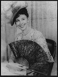 Irra Petina American opera singer