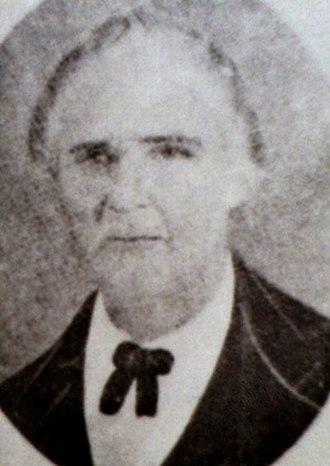 Presiding Bishop (LDS Church) - Image: Isaac Morley