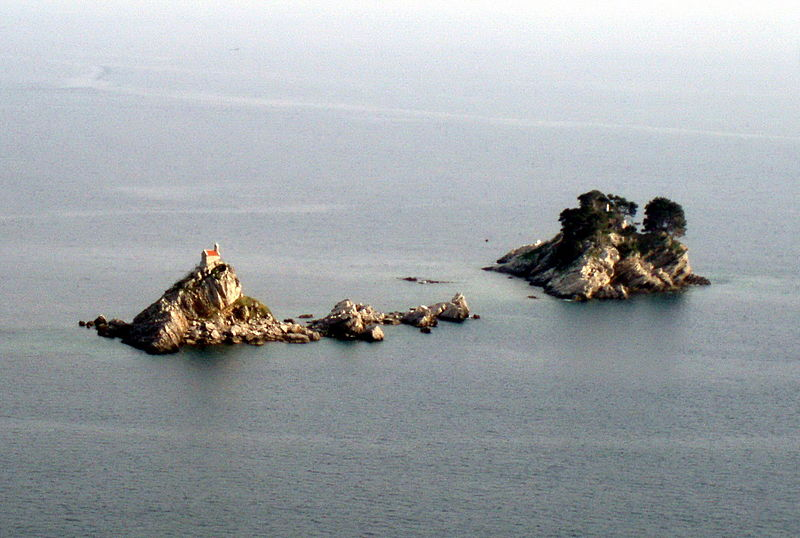 File:Islands near Petrovac.jpg