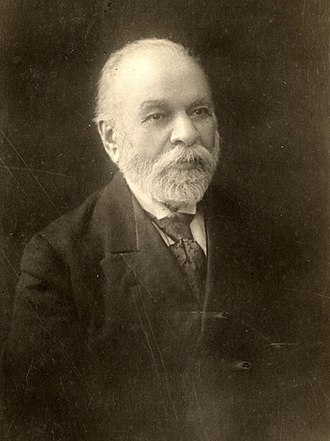 Tosks - Ismail Qemali, first president and primeminister of an independent Albania