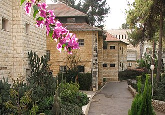 Youth village - Havat HaNoar HaTzioni, Jerusalem
