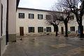 Istituto delle Suore di Badia, cortile.JPG