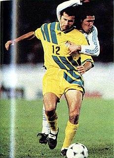 Milan Ivanović Australian international soccer player