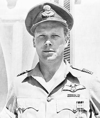 Billy Drake - Wing Commander Billy Drake in 1943.