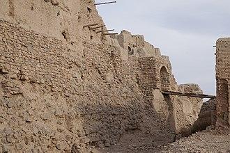 Izadkhast - Image: Izadkhvast Castle 04