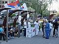 Izbori 2012 - štand SNS (1).JPG