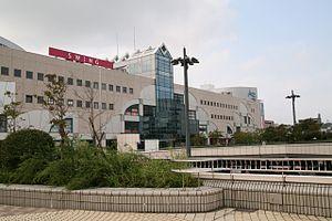 Izumi-Chūō Station (Miyagi) - Izumi-Chūō Station