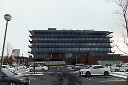 Izumo city hall in 2013-12-29 No,1.JPG