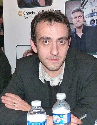Jérôme Ferrari - Jérôme Ferrari, 2010