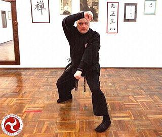 Juan Eduardo Castro dos Santos Martial artist