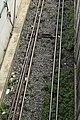 J35 055 Tunnelrampe Rivadavia, Einzungenschutzweiche.jpg