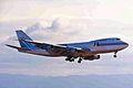 JA8123 2 B747-246F JAL Cargo (L missing) KIX 12JAN99 (6483451621).jpg