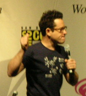 Producer and director J.J. Abrams participatin...