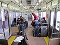 JRE 205 series Nikko Line interior (37414111356).jpg