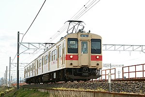Sakurai Line - Nara-bound 105 series train