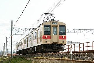railway line in Nara prefecture, Japan