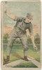 Jack Farrell, Washington Statesmen, baseball card portrait LCCN2007680784.tif