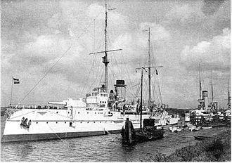 Dutch–Venezuelan crisis of 1908 - Image: Jacob van Heemskerck (1906) a