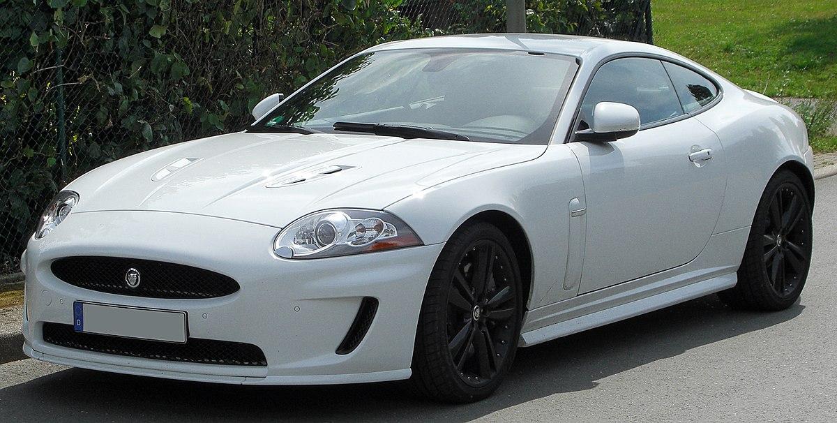 Jaguar Xk Wikipedia Bahasa Indonesia Ensiklopedia Bebas