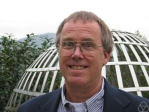 Jim Berger (statistician) - Jim Berger at Oberwolfach in 2005