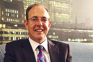 James Bevan (diplomat) - Image: James Bevan