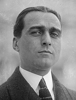 James Clement Dunn - James Clement Dunn in 1921