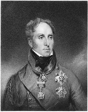 Sir James Leith, General and Governor of Leeward Islands, by Charles Picart.