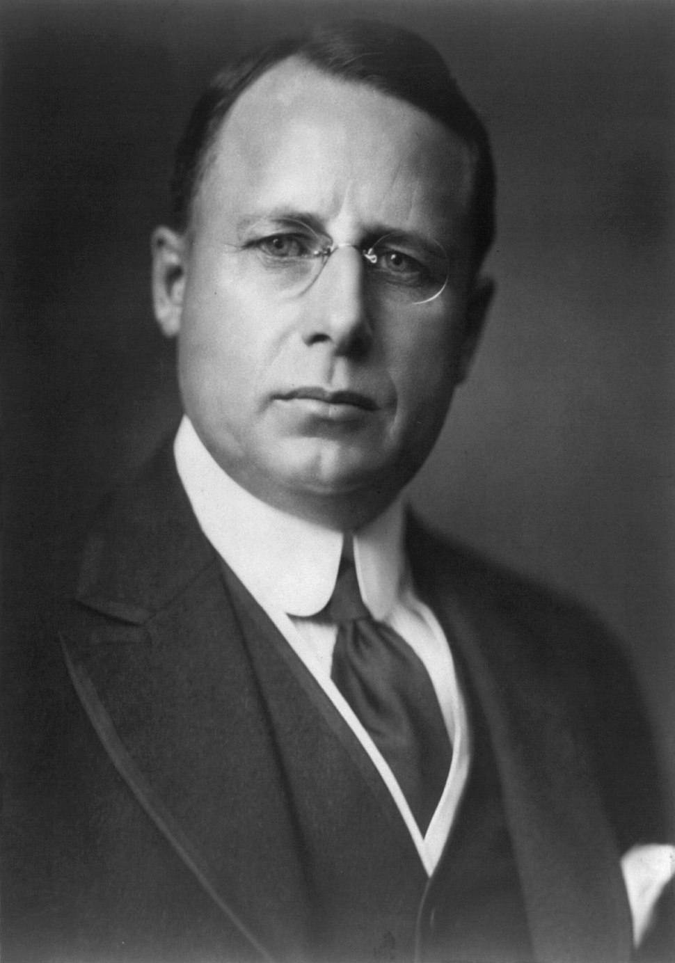 James M. Cox 1920