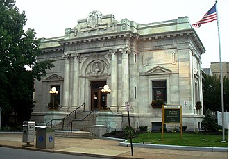 Williamsport, Pennsylvania - The James V. Brown Library (2014)