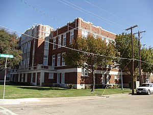 James Fannin - James W. Fannin Elementary School in Dallas