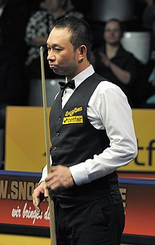 James Wattana at Snooker German Masters (DerHexer) 2013-01-30 05.jpg