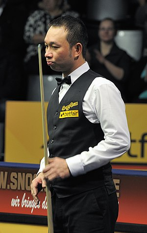 James Wattana - German Masters 2013