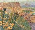 Jan Toorop, Novemberzon, 1888.jpg
