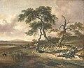 Jan Wijnants - Landschap met marskramer en rustende vrouw.jpg