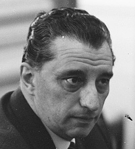Jan van Aartsen in 1962