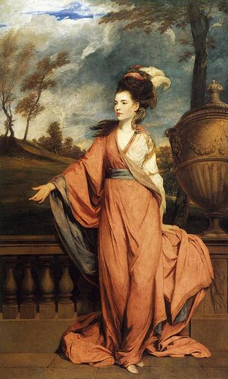 1778 in art - Image: Jane, Countess of Harrington