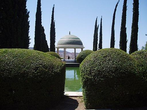 Jardín Botánico Histórico de La Concepción. Málaga