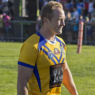Jason Clark (rugby league) Australian rugby league player