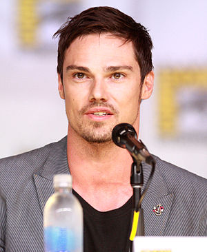 Jay Ryan (actor) - Ryan at the 2013 Comic-Con in San Diego