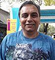 Jay Vasavada Gujarati writer 2016.jpg
