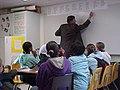 Jay at the classroom board (5818459937).jpg