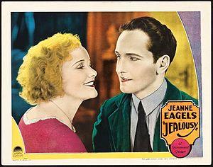 Jealousy (1929 film) - Lobby card