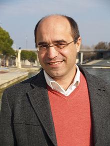 Jean-Louis Roumégas à Montpellier le 14 février 2010