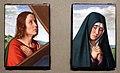 Jean hey (maestro di moulins), dolenti da una crocifissione, 1500-05.jpg