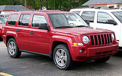 Historia Jeep.