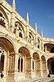 Jeronimos Monastery Cloisters, Belem, Portugal - panoramio (7).jpg