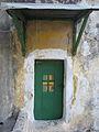Jerusalem Green door (6035134618).jpg