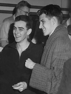 Jimmy McLane and Jack Taylor 1950.jpg
