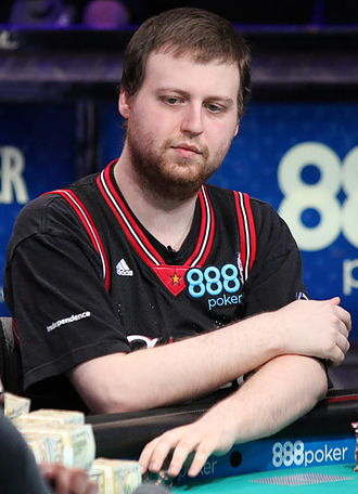 Joe McKeehen - McKeehen at the 2015 WSOP