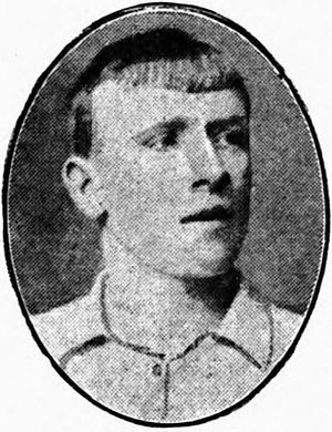 Joe Warrington - Warrington while with Brentford 1905